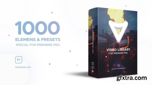Videohive Video Library for Premiere Pro 22656876
