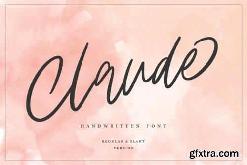 Claude Family Font Family - 4 Fonts
