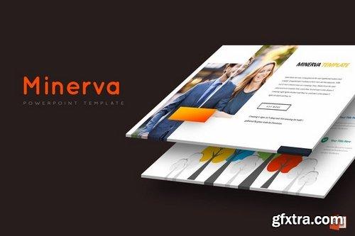 Minerva - Powerpoint Keynote and Google Slides Templates