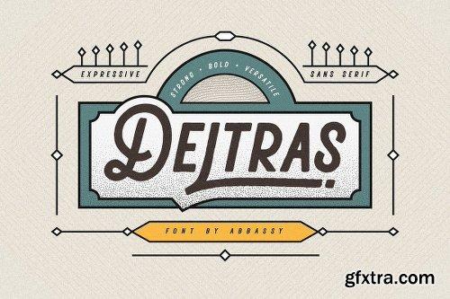CreativeMarket Deltras 3051192