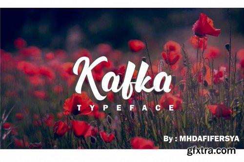 Fontbundles Kafka Typeface