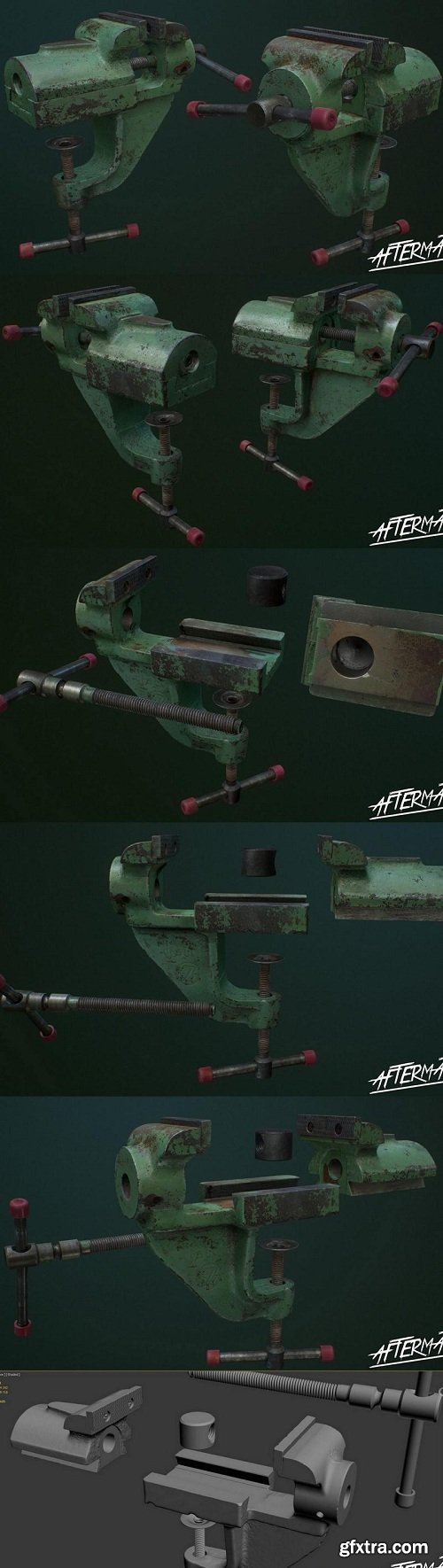 Vices 3D Model