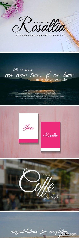 Rosallia Font