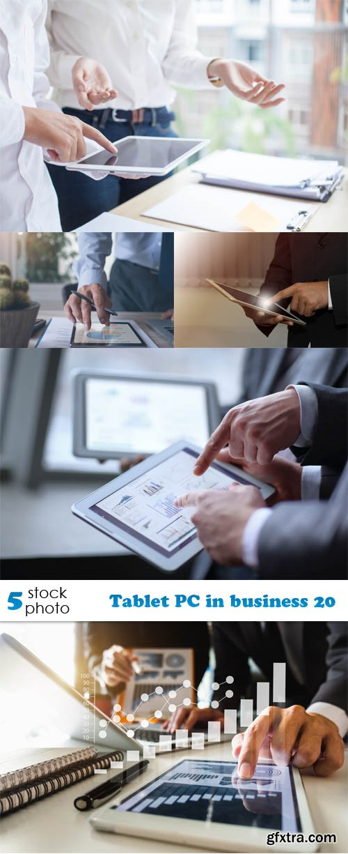 Photos - Tablet PC in business 20