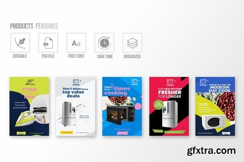 10 Pinterest Pin Banner-Products Vol 04