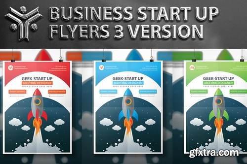 Start Up Flyer Design