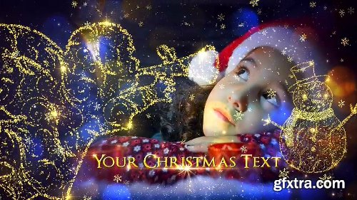 Videohive Christmas Slideshow Promo 21024460