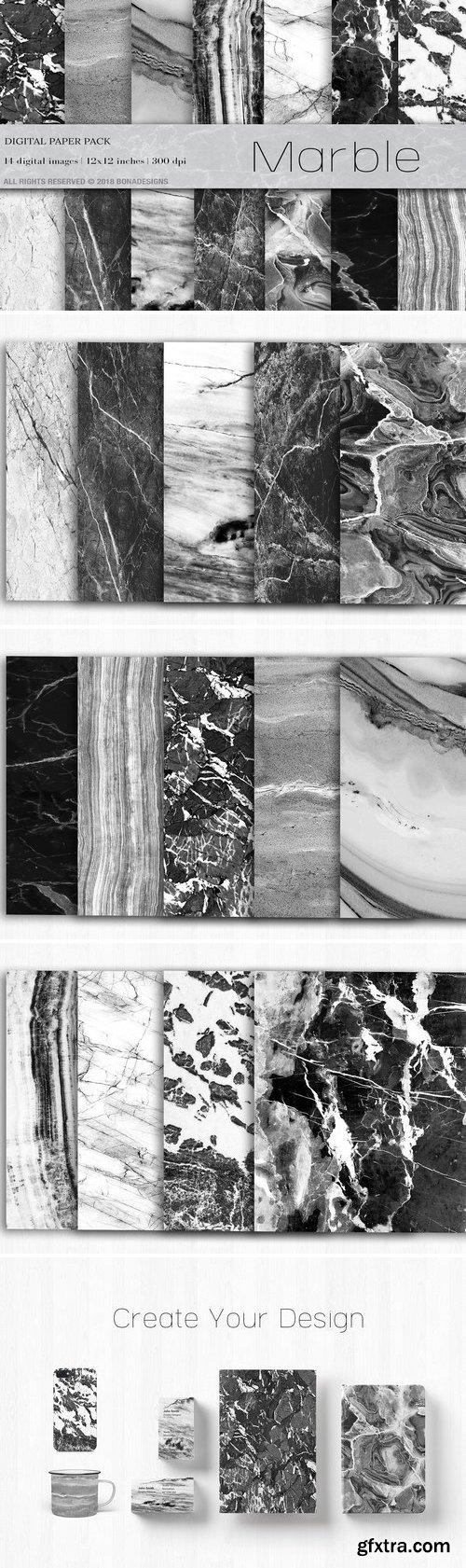 CM - Marble Digital Paper, Background 3166633