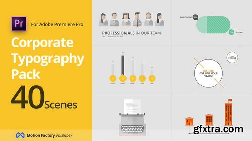 Videohive SEO Corporate Typography Pack for Premiere Pro 22879252