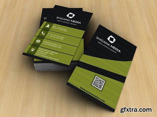 CreativeMarket - Modern Corporate Business Card Vol.7 3057182