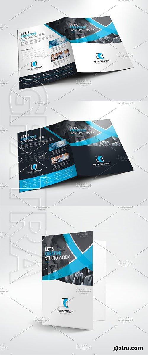 CreativeMarket - Presentation Folder 3068745