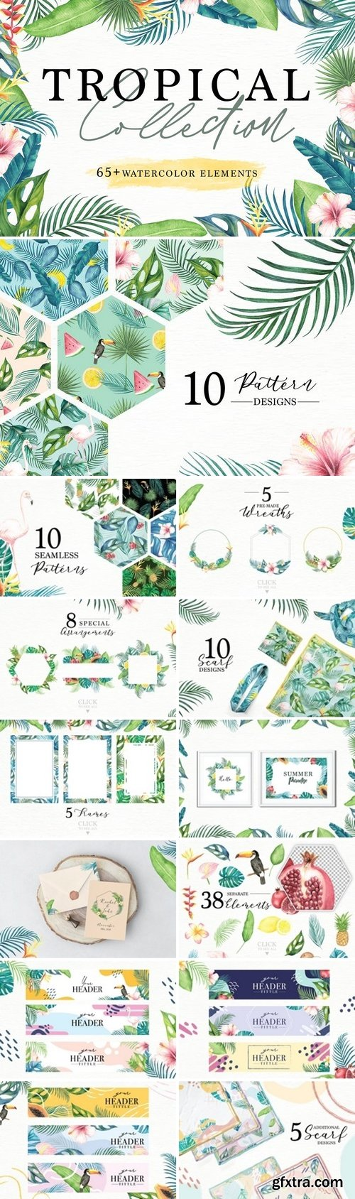 CM - Tropical Collection 3066117