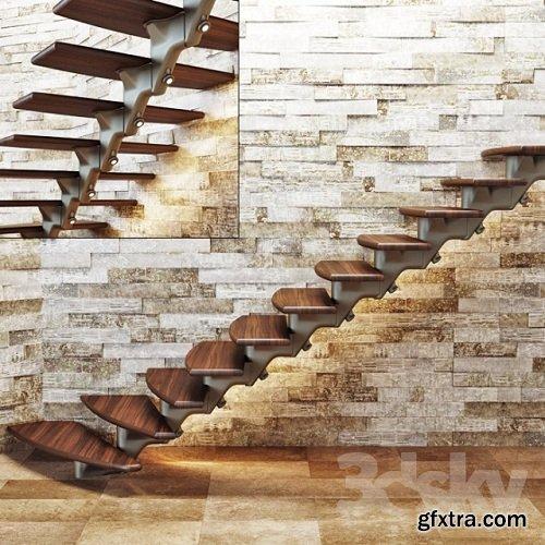 Modular stairs TopStar