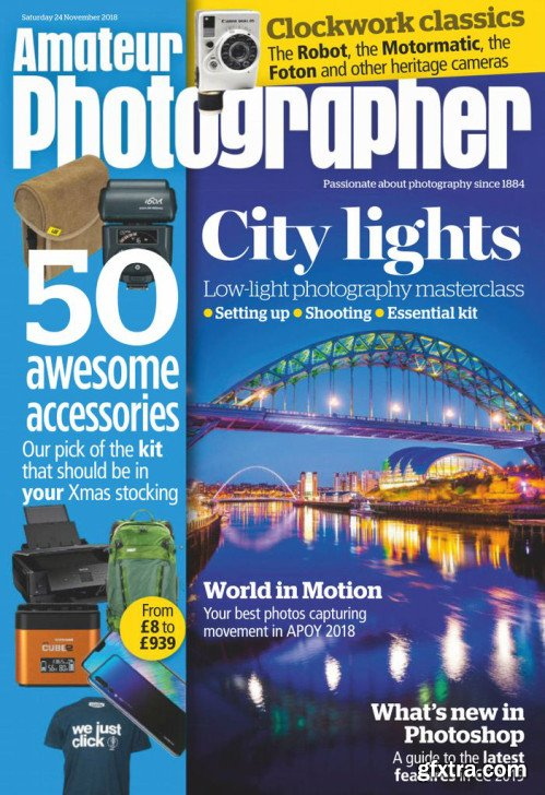 Amateur Photographer - 24 November 2018
