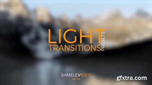 Light Transitions Presets V.4 - Premiere Pro Templates 142938