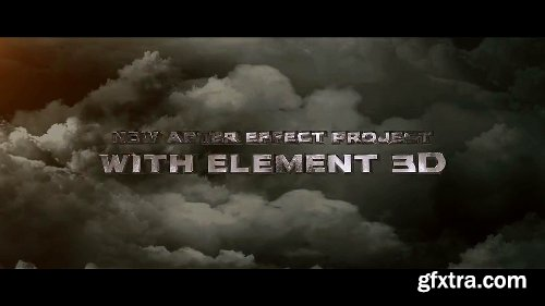 Videohive Cinematic Game Trailer 21481506