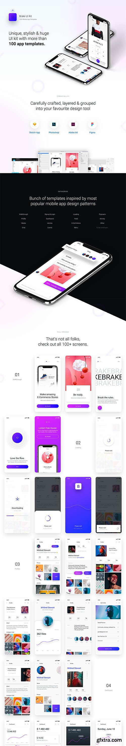 Brake UI Kit 2.0 (Update)