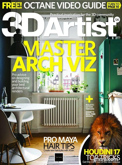 3D Artist - Issue 126
