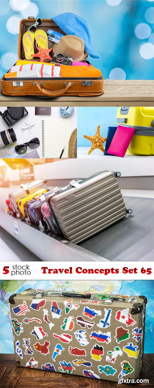 Photos - Travel Concepts Set 65