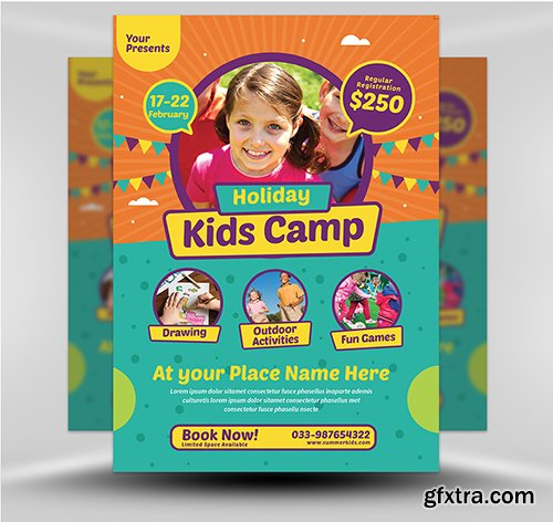 Holiday Kids Camp