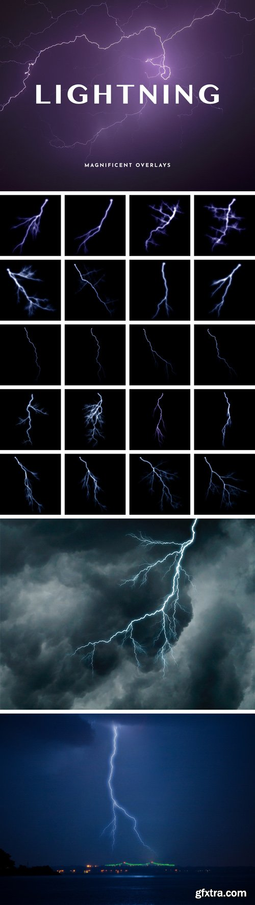 75 Magnificent Overlays Lightning