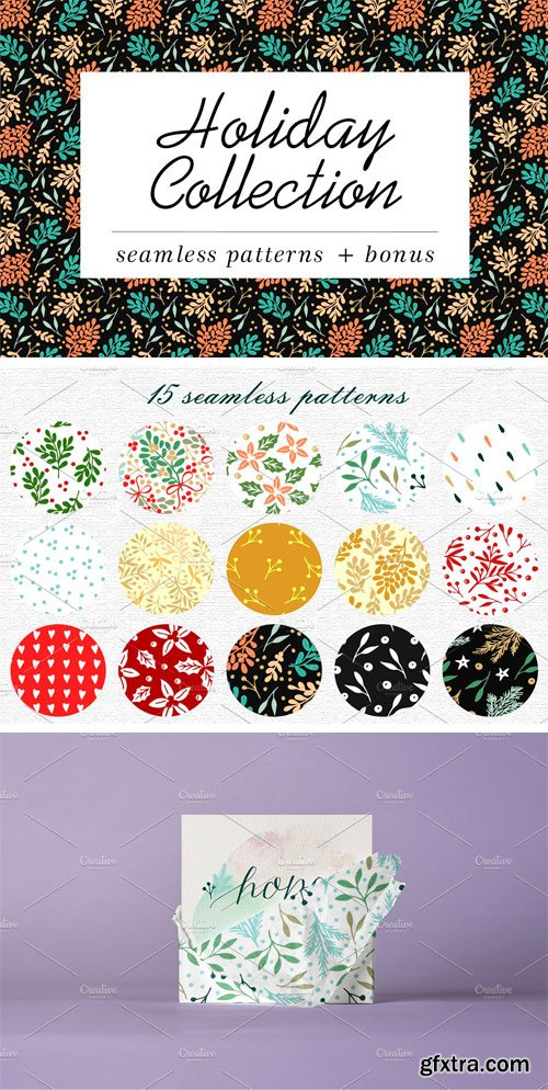 CM - Holiday Patterns Collection 3095349