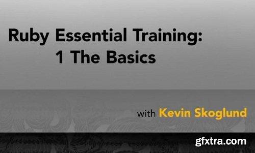 Lynda - Ruby Essential Training: 1 The Basics