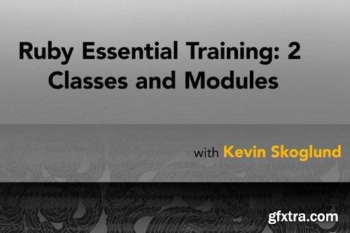 Lynda - Ruby Essential Training: 2 Classes and Modules