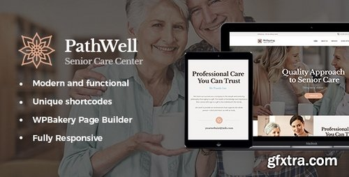 ThemeForest - PathWell v1.1 - A Senior Care Hospital WordPress Theme - 21975739