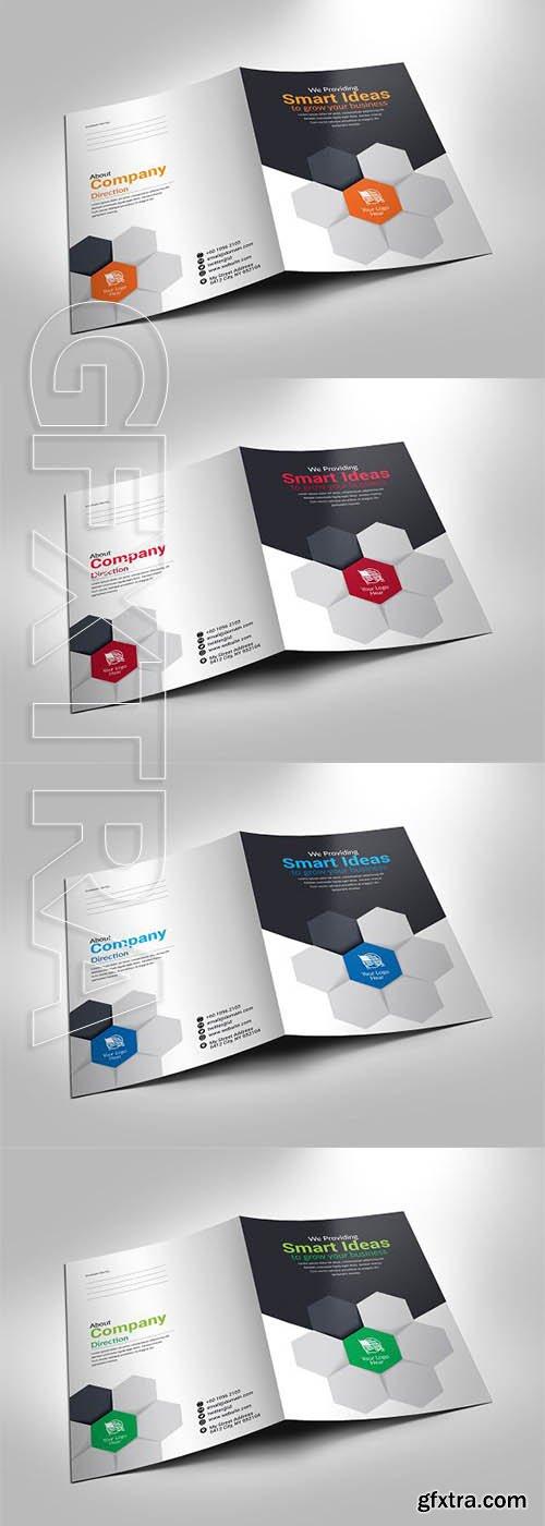 CreativeMarket - Presentation Folder 2974407