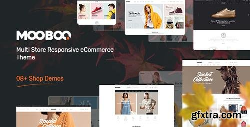 ThemeForest - MooBoo v1.0 - Fashion OpenCart Theme - 22902071
