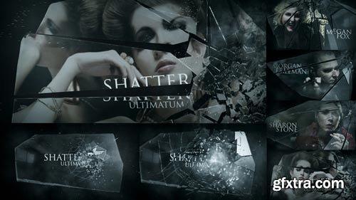 Videohive - Shatter Ultimatum - 3603209