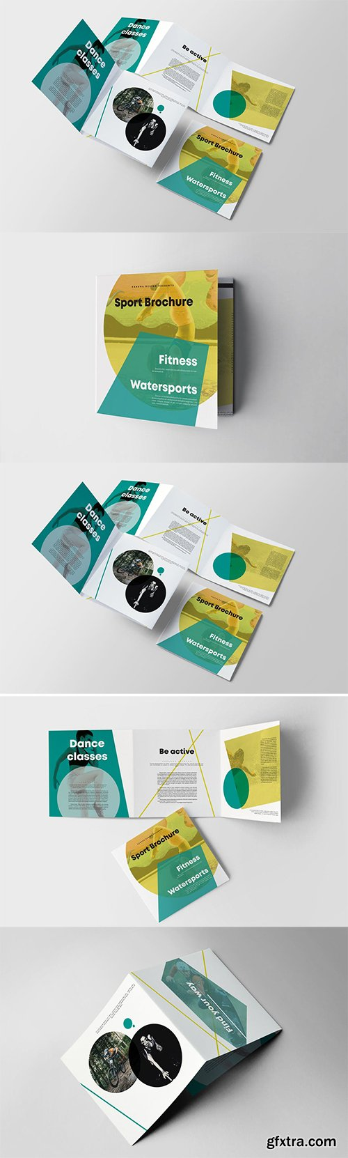 Fitness & Sport Brochure