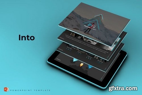 Into - Powerpoint Keynote and Google Slides Templates