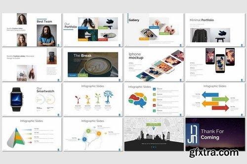 Jara - Powerpoint Keynote and Google Slides Templates