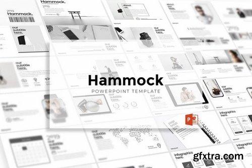 Hammock  - Powerpoint Keynote and Google Slides Templates