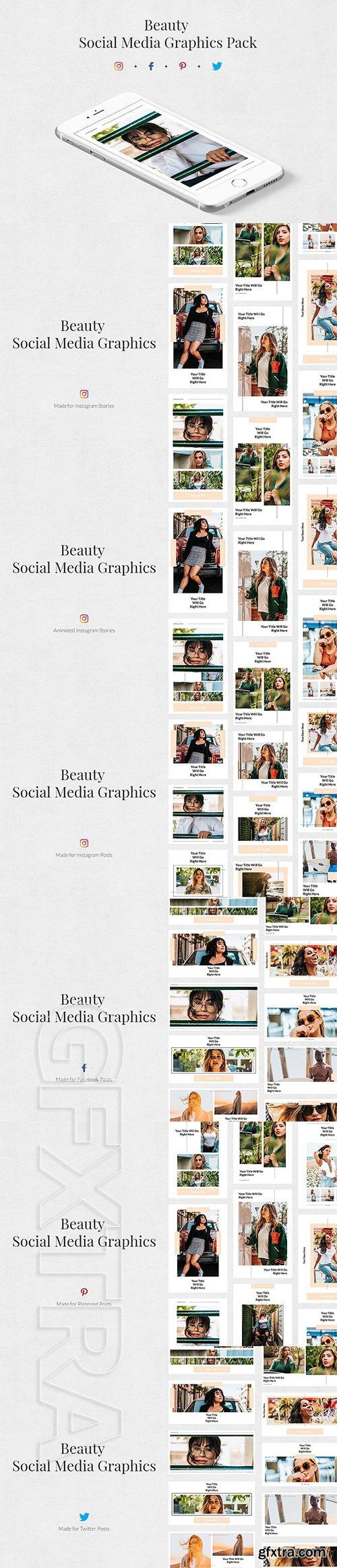 CreativeMarket - Beauty Pack 3170601