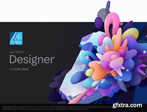 Serif Affinity Designer 1.7.0.184 Beta Portable