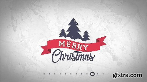 Videohive Christmas Title Pack 22824275