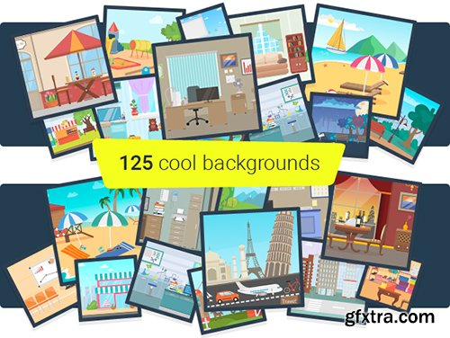 Videohive AinTrailers | Explainer Video Toolkit with Character Animation Builder v2.2.1 18950108