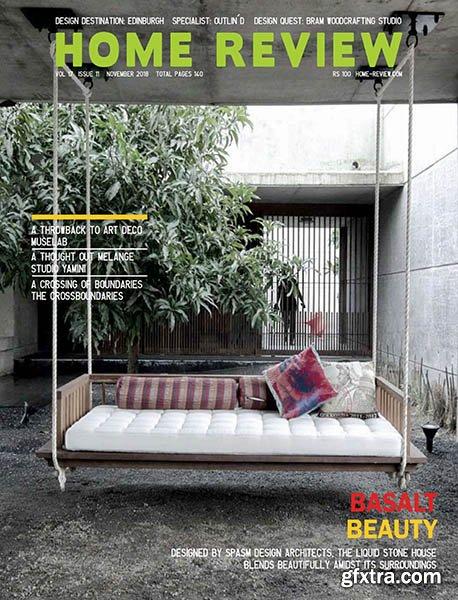 Home Review - November 2018