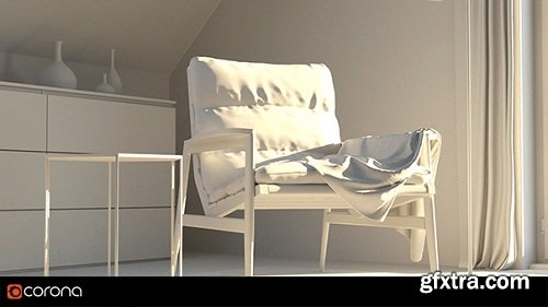 Corona Renderer 2.0 for 3ds Max 2013-2019 + Library