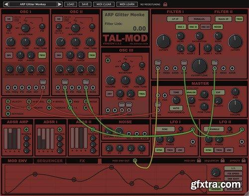 Togu Audio Line TAL-Mod v1.8.3