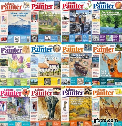 Leisure Painter - Full Year 2018 Collection