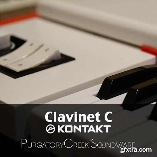 PurgatoryCreek Soundware Clavinet C For NATiVE iNSTRUMENTS KONTAKT-DISCOVER