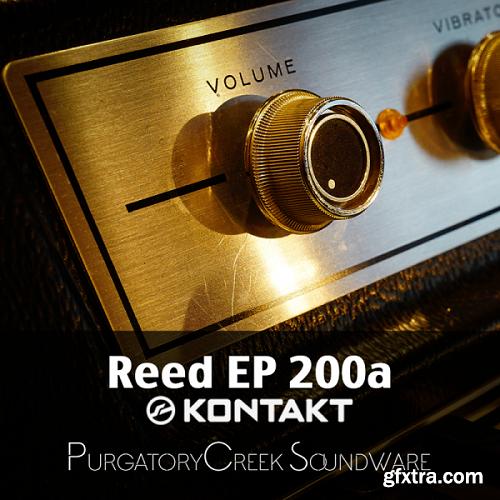 PurgatoryCreek Soundware Reed EP 200a For NATiVE iNSTRUMENTS KONTAKT-DISCOVER
