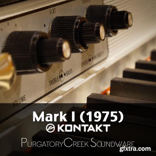 PurgatoryCreek Soundware Mark I (1975) For NATiVE iNSTRUMENTS KONTAKT-DISCOVER