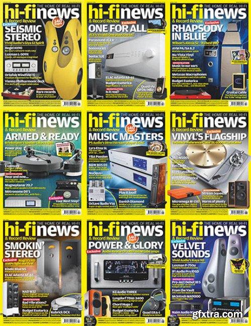 Hi-Fi News - Full Year 2018 Collection