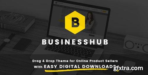 ThemeForest - Business Hub v1.1.3 - Responsive WordPress Theme For Online Business - 14739401