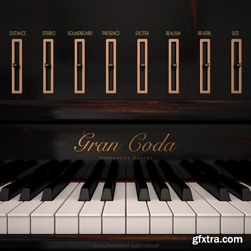 Hephaestus Sounds Gran Coda v1.5 KONTAKT